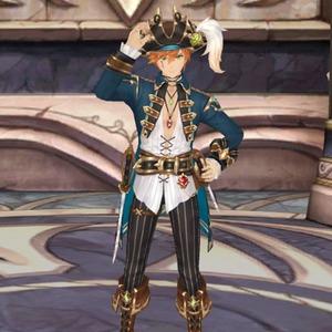 海賊船長ロイ