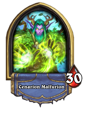 Cenarion_Malfurion