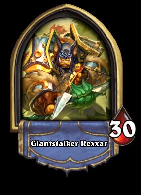 Giantstalker_Rexxar