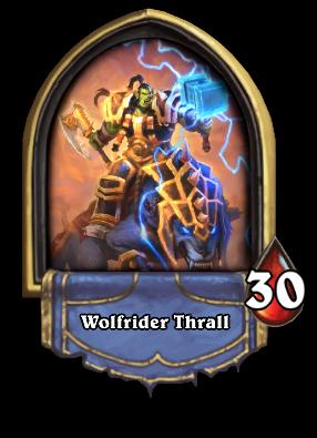 Wolfrider_Thrall