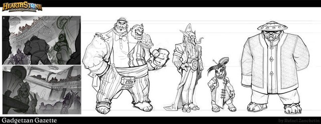 Mean_Streets_of_Gadgetzan_party_sketches