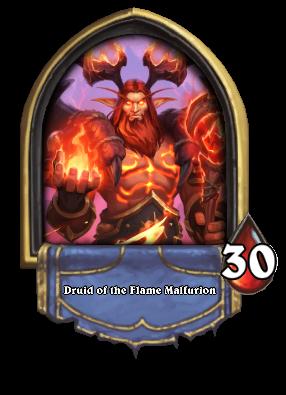 炎のドルイド