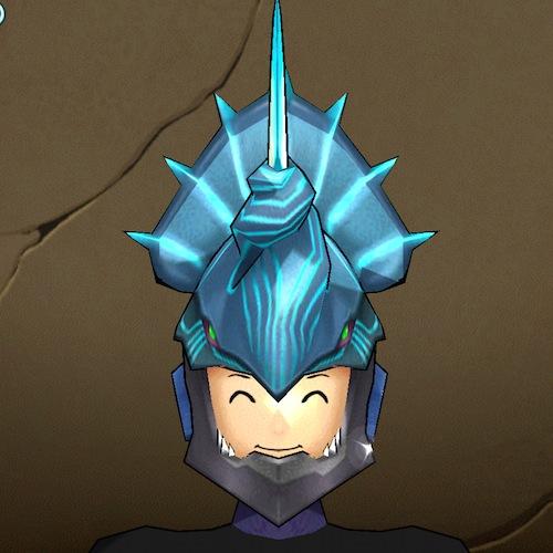 ラセンタイドヘッド(進化)